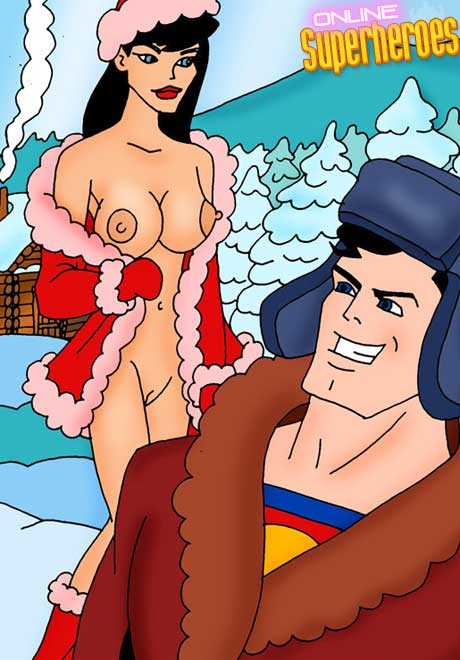 porn and superman lois lane Marie kanker and double d