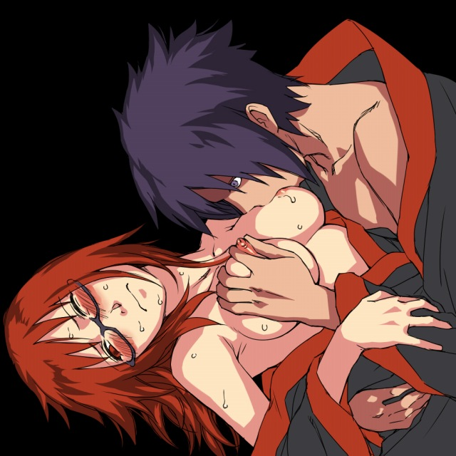 fanfiction mikoto by naruto adopted Fight ippatsu! juuden-chan!!