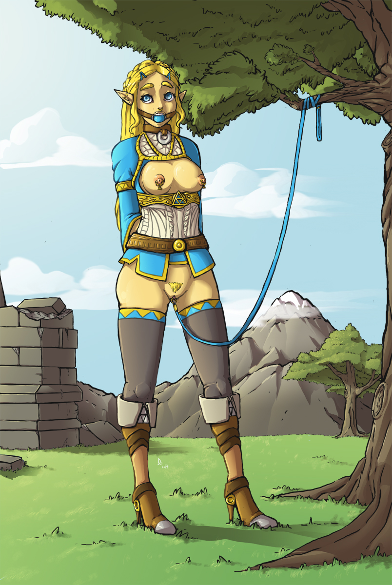 gerudo wild the valley of breath Corruption of champions imp food