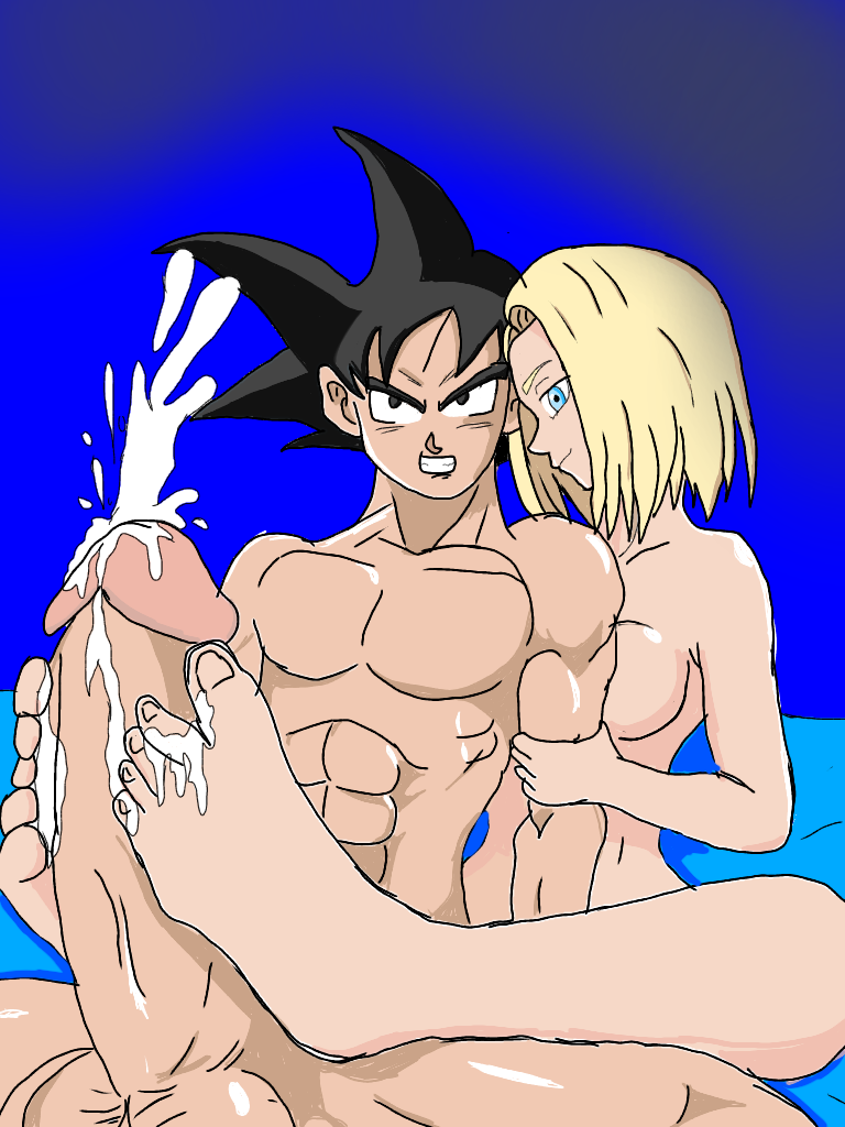 ball dragon android super 18 Brawl of the objects slurpee