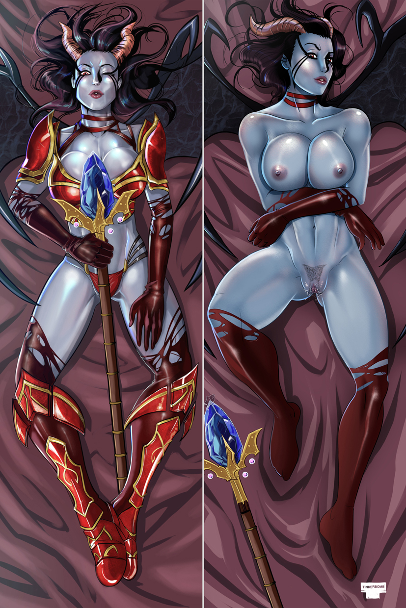 queen of pain Dragon ball super female angels