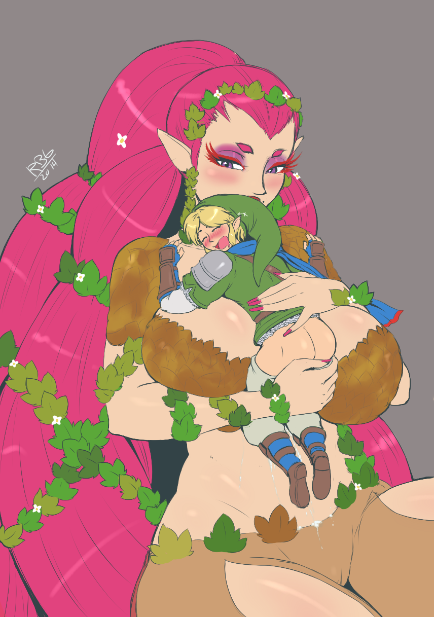 fairy botw great Trials in tainted space sneezing tits