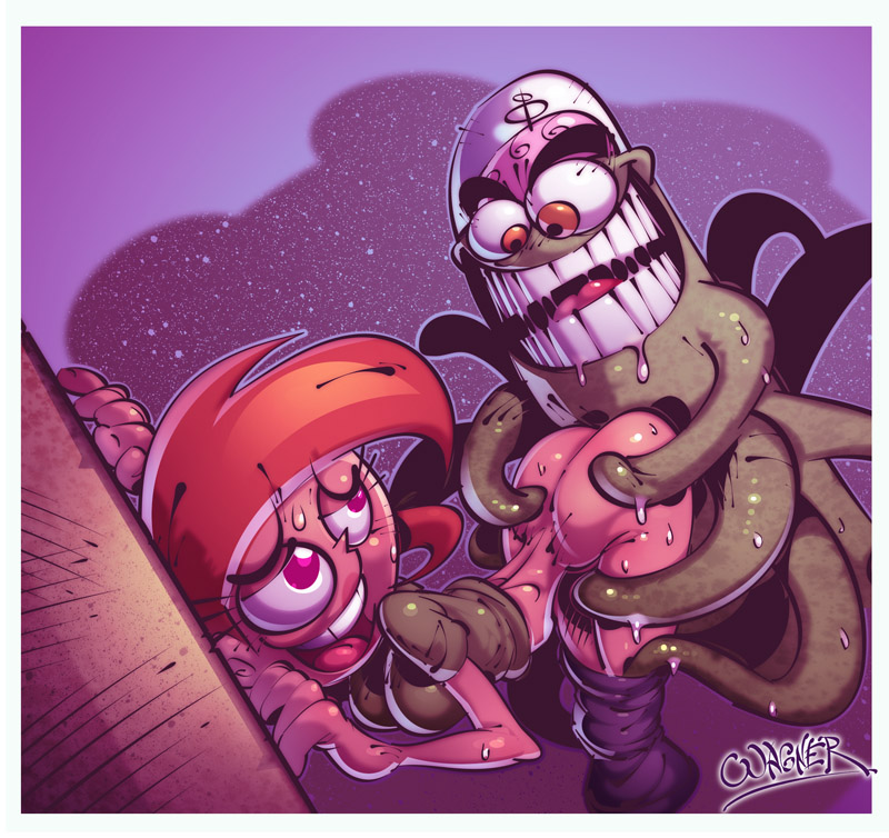 the naked fairly odd parents Ever after high cheshire cat