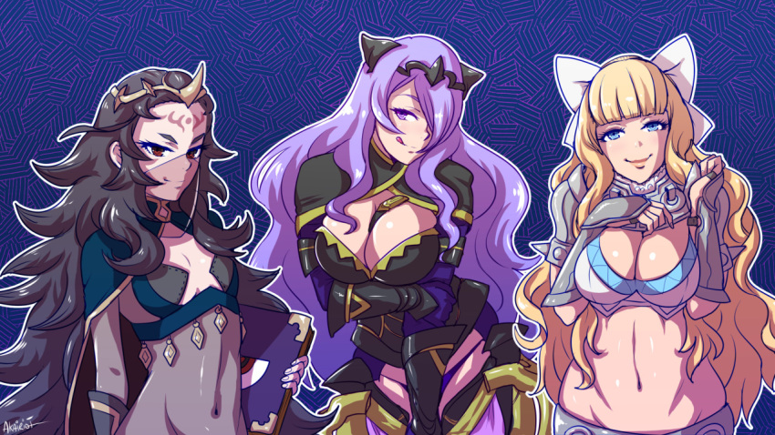 camilla emblem) (fire What monster musume character are you