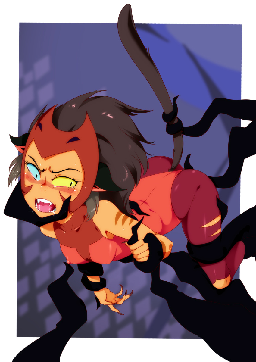 power catra the princesses of ra she and Alunya from /leftypol/