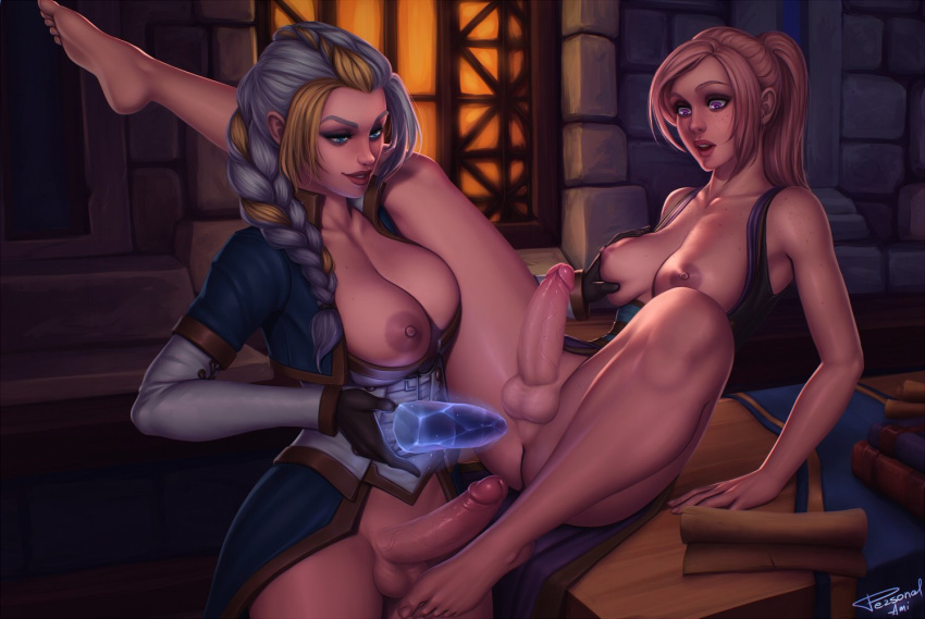 of warcraft porn world comic Dan and mab's furry adventures