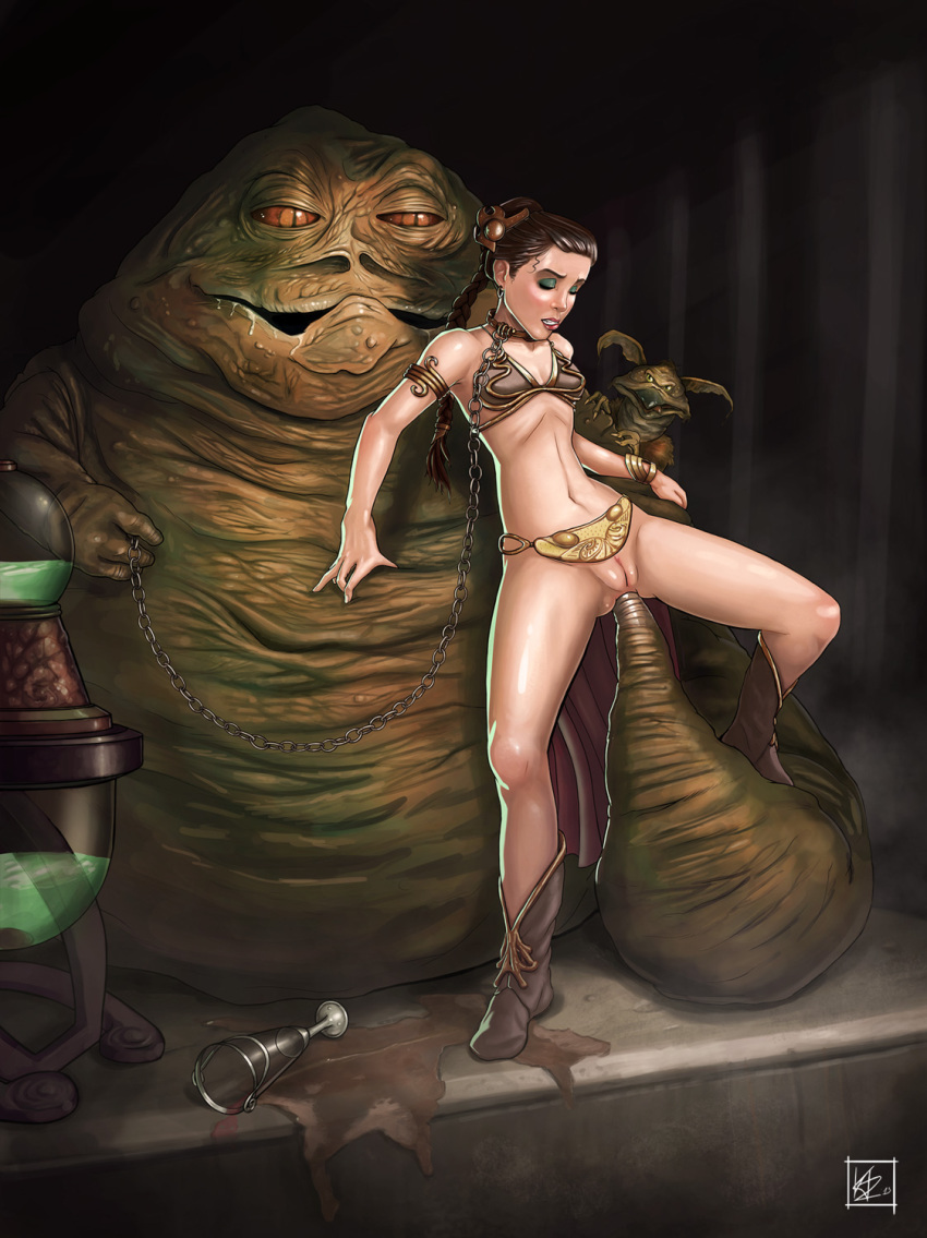 girls jabba slave the hutt Eggman i've come to make an announcement
