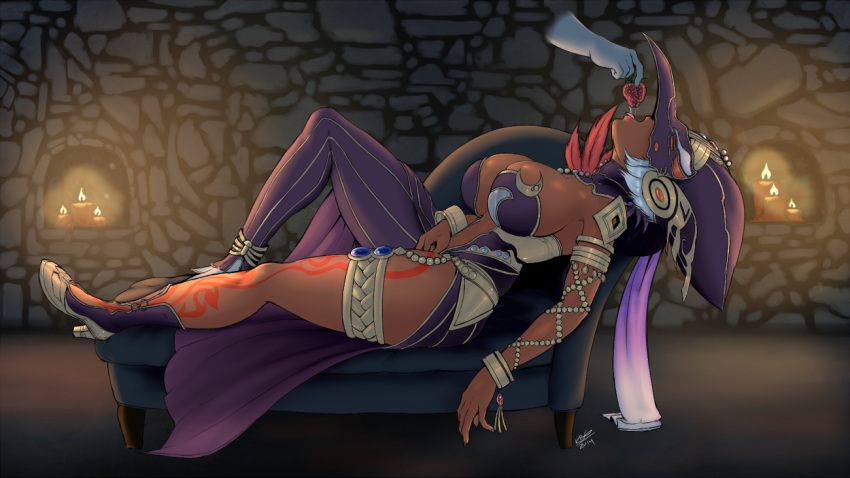 porn of the zelda midna legend Ryse son of rome boudica