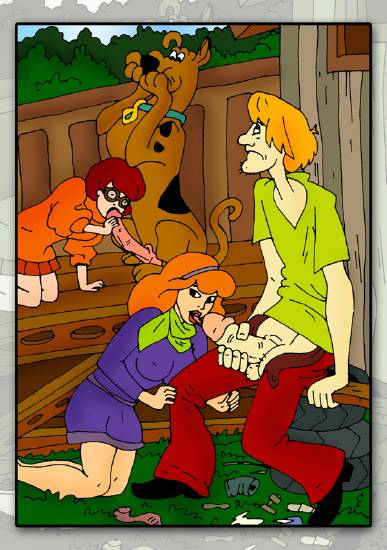 ghoul school scooby-doo Total drama cody and sierra
