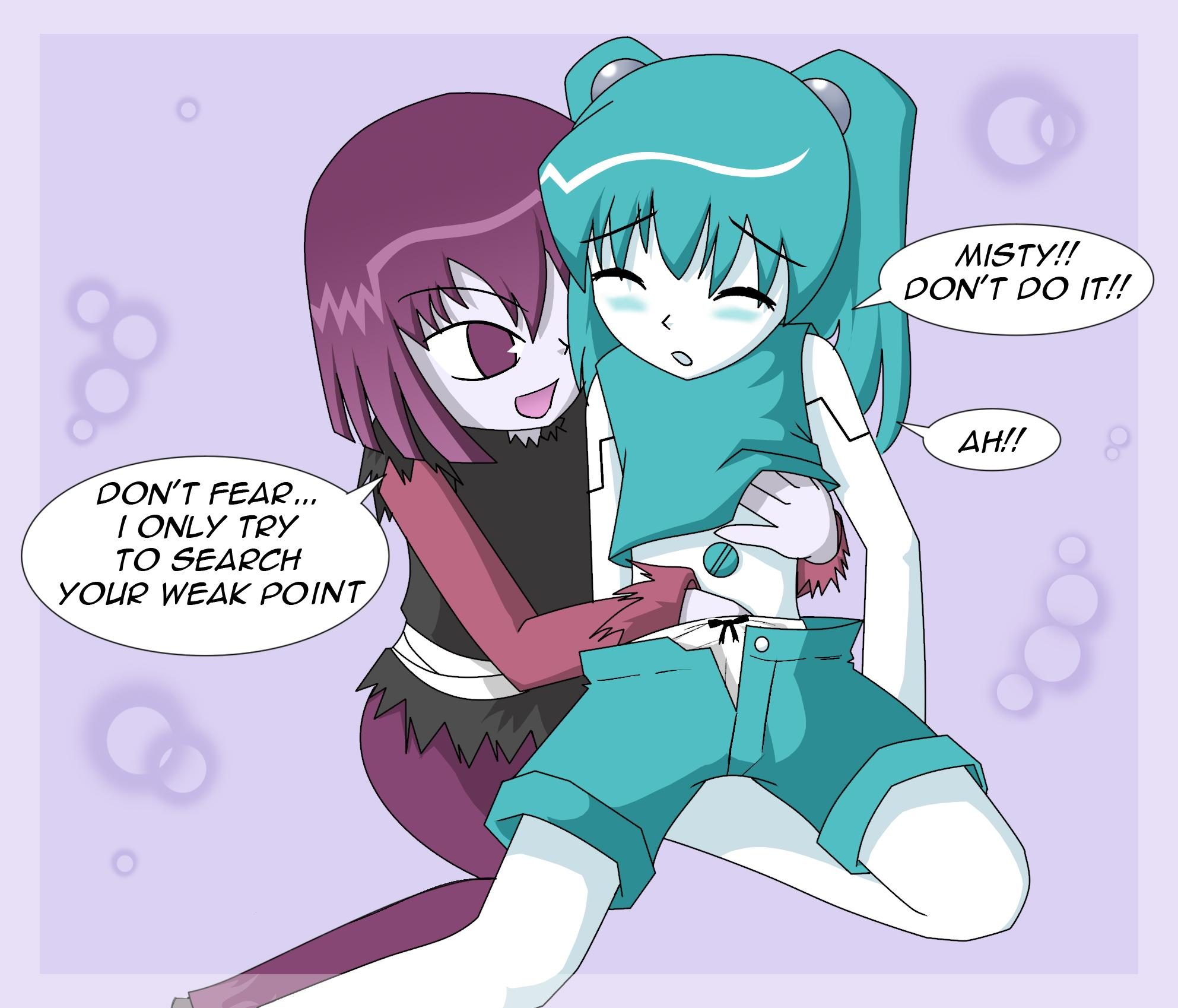 teenage robot as brit my a life Gaping pussy filled with cum
