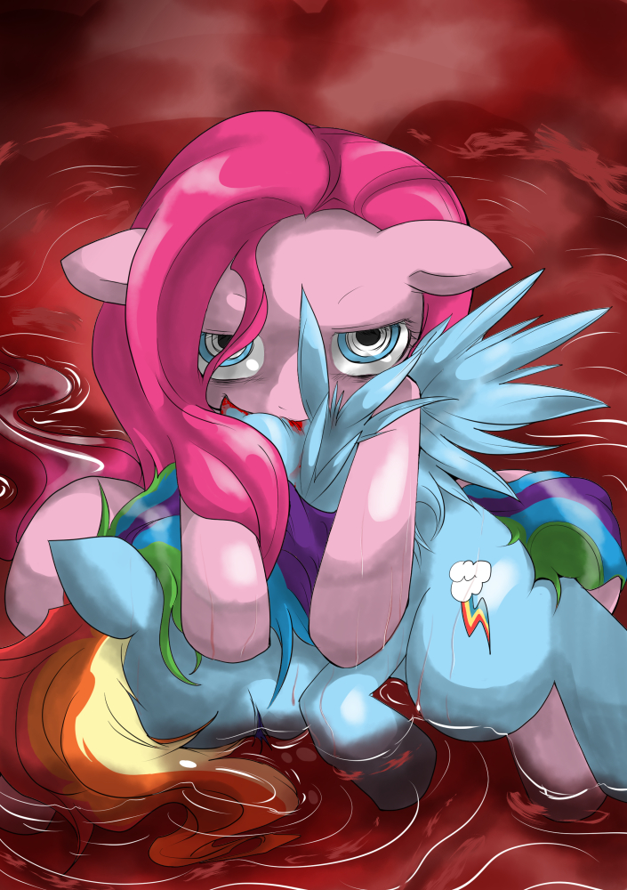 pie dash and pinkie mlp rainbow The fairly oddparents anti cosmo
